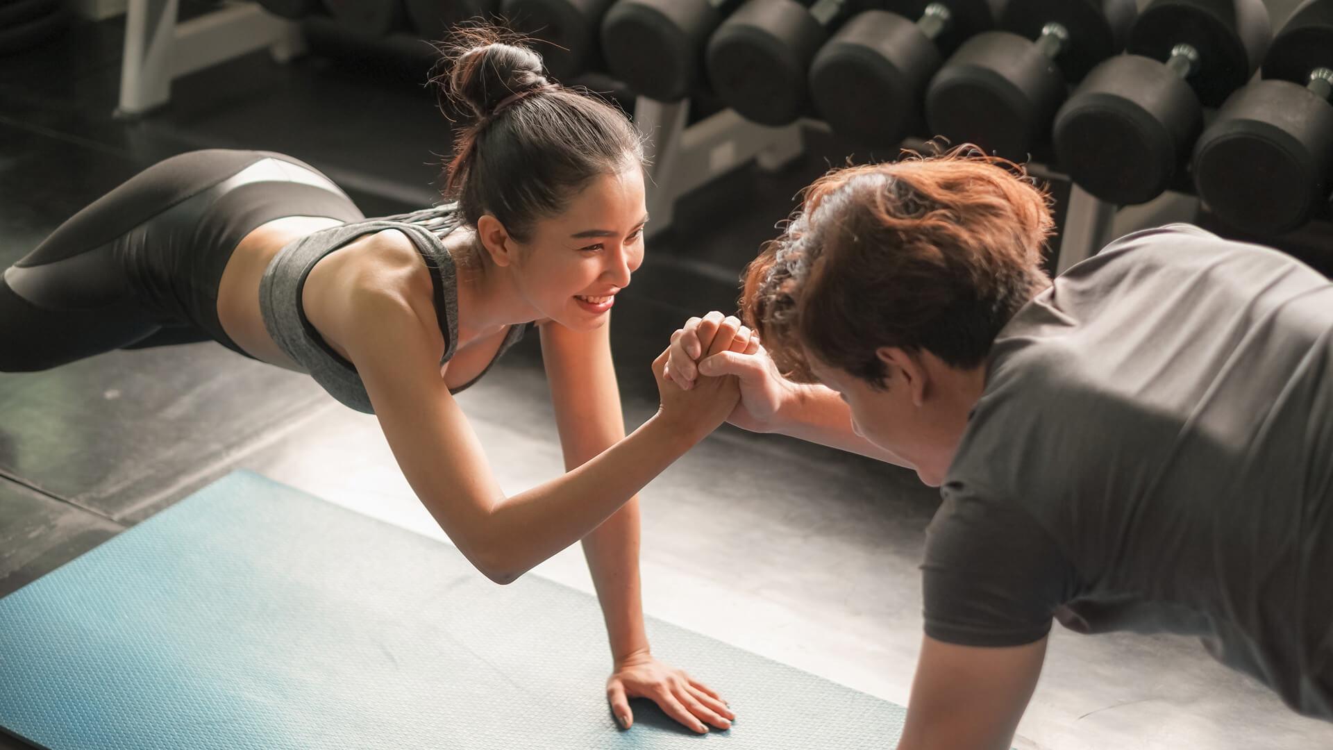 Nếu bạn không tập thể dục, theo thời gian sức khỏe tim-hô hấp (CRF) của bạn sẽ giảm.