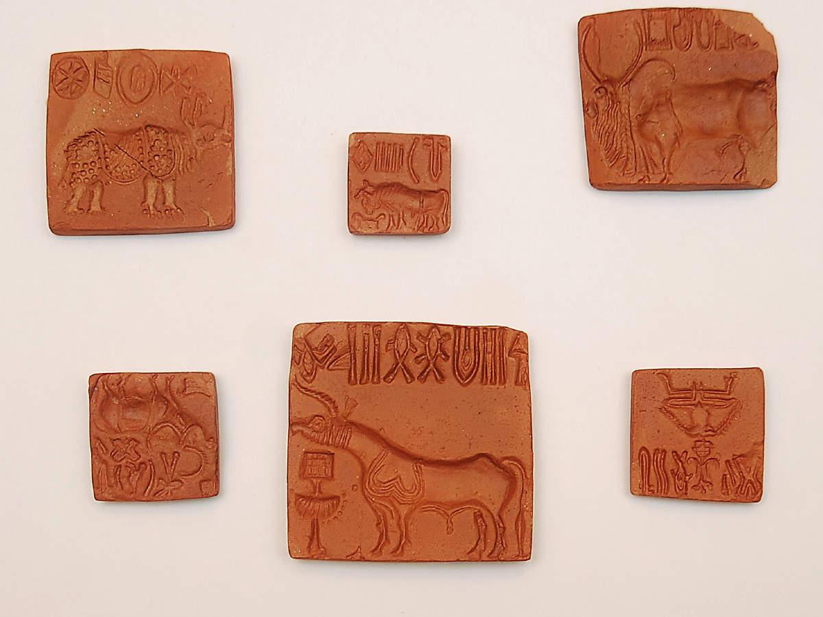 Harappan Script