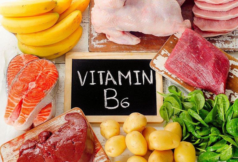 Triệu chứng bệnh thiếu vitamin B6